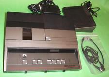 DICTAPHONE 2709 cassette transcriber ac adapter, pedal, headset WARRANTY