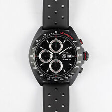 New listing TAG HEUER CAZ2011.FT8024 Formula 1 44mm Automatic Chronograph - Black PVD