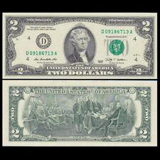 USA- 2 Dollars,Rare Denominations, Cheapest in ebay.