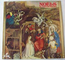 NOELS DU PAYS DE FRANCE (LP 33T) CHOEURS MICHEL RICHARD DELALANDE  SERP MC 7050