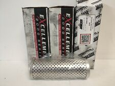 LOT OF (3) NEW OLD STOCK! SCHROEDER EXCELLEMENT FILTER REPLACEMENTS N10