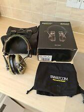 SWATCOM Active8 Waterproof Headset in Camo Headband
