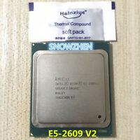 Intel Xeon E5-2609 V2 CPU 10MB 2.50GHz Quad Core LGA2011 CPU Processor
