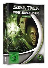 Star Trek - Deep Space Nine Staffel Season 2 7er [DVD] NEU DEUTSCH