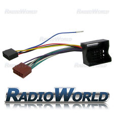 Citroen ISO Auto Radio Stereo piombo Cablaggio adattatore connettore cavo guaina