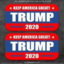 Trump 2020 Hard Hat Stickers Decal Vote USA Elect America President Helmet vinyl