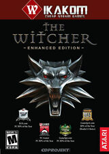 The Witcher: Enhanced Edition Director's Cut Steam Digital Game **Fast Delivery!