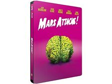 New ListingMars Attacks Blu-ray Steelbook, Limited Edition, Region-Free Rare, Free Shipping
