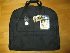 Vintage Black Army Garment Bag w/IDTag and Key Ring Lifetime Guarantee