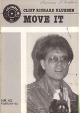 Nr.43 Feb 90;Cliff Richard Move It(Magazine)Columbia-VG