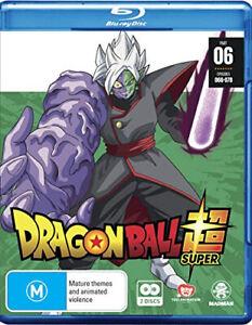 Dragon Ball Super - Part 6 (Episodes 66-78) (Bluray) 2DISC, Region: B