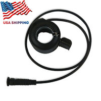 Electric Bicycle Right & Left Thumb Throttle for Bafang BBS01 BBS02 BBSHD Ebike