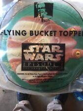 STAR WARS KFC FLYING BUCKET TOPPER EPISODE 1 SEALED ships in mailer