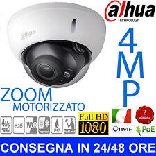 DaHua ip Camera POE 4MP HD IPC-HDW4431R-ZS 2.7-12 mm IR Mini Dome  Telecamera