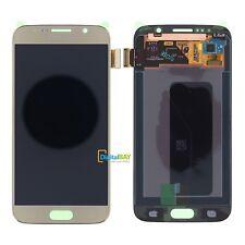 Lcd Touch Display Schermo Originale Gold Oro Samsung per Galaxy S6 SM-G920