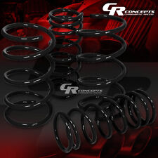 "FOR 95-99 NISSAN MAXIMA A32 COIL SUSPENSION BLACK RACE LOWERING SPRINGS 2"" DROP"