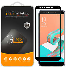 2X Supershieldz for Asus ZenFone 5Q Full Cover Tempered Glass Screen Protector