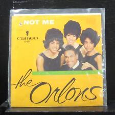 "The Orlons - Not Me 7"" VG+ C-257 Vinyl 45 1963"