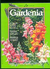 GARDENIA*FIORI PIANTE ORTI E GIARDINI* N.64  1989 *MONDADORI