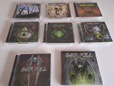 Overkill CD'S aus meiner Sammlung