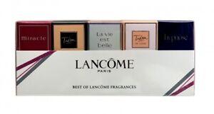Lancome - Miniaturen-Set - Miracle+Tresor+La Vie Est Belle+Tresor In Love+Hypnos