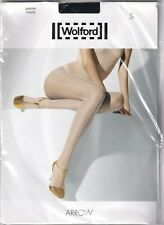Collant WOLFORD ARROW coloris Black. Taille S. Tights.