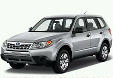 SUBARU FORESTER 2009-2013  FACTORY SERVICE REPAIR MANUAL  Fast Send