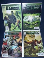 World War Hulk Gamma Corps #1- #4 Complete Run NM with Bag and Board Marvel