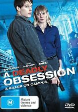 A Deadly Obsession (DVD, 2013)
