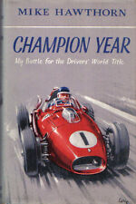 Champion Year by Mike Hawthorn 1959 Grand Prix Motor Racing Ferrari Vanwall BRM