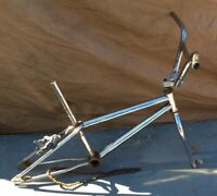 Vintage Old School GT BMX Bike Frame