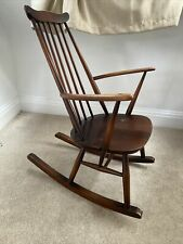 More details for ercol vintage rocking chair