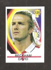 DAVID BECKHAM 2006 Reyauca Venezuela World Cup  Sticker #125 RRR RARE