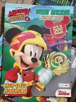 Mickey and the Roadster Racers - Giant Sticker Activity Book
