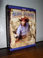 Audie Murphy Westerns Collection (DVD, 2011, Universal, 4 Discs)