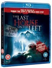 Last House on The Left Extended Version Region B Blu-ray