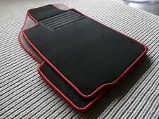 $$$ Original Lengenfelder Fußmatten passend für Alfa Romeo GT + Rand rot + NEU$$