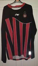 OGC Nice Football shirt - 2011/12 long sleeved home shirt - Large