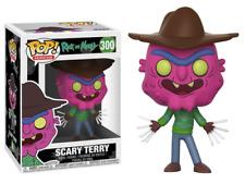 Scary Terry Rick & Morty Funko Pop Figure Serie Tv Pop Animation