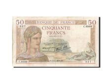 Billets, 50 Francs type Cérès #204834