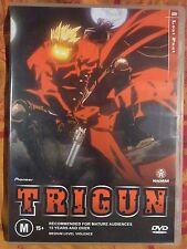Trigun - Lost Past : Vol. 2 (DVD, 2003, Region 4) d4