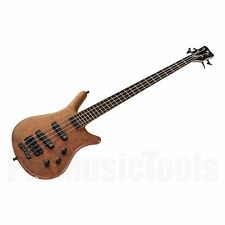 Warwick Thumb 4 NT Custom Shop-Bubinga-Made in Germany * New (NOS) * Neck-thru