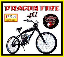 "2-Stroke 66Cc/80Cc Motorized Bicycle Kit And 26"" Gas Tank Bike"