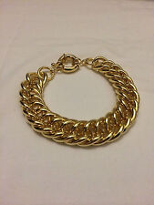 Unbranded Yellow Gold Bracelets without Stone for Men