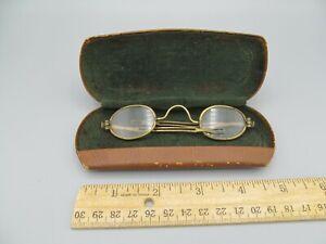 Vintage Antique Pince Nez or Spectacles Eyeglasses