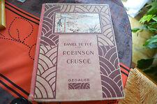 ROBINSON CRUSOE Edition de 1939