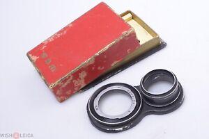 ✅ SEM SEMFLEX CLOSE UP MACRO NO.1D BAYONET LENSES FILTER TLR OTOMATIC MAKERS BOX