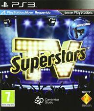 Sony - PS3 TV Superstars (juego Move)