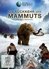 Die Rückkehr des Mammuts (2011) DVD Tier Natur Doku Geschichte