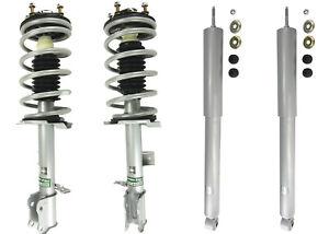 Complete Strut Spring Assembly Shocks for 01-07 Ford Escape